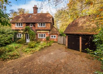 Thumbnail 4 bed detached house for sale in Sandy Lane, Oxted
