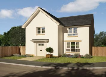 "Thumbnail 4 bed detached house for sale in ""Mey"" at Abbey Road, Elderslie, Johnstone"