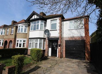Thumbnail 4 bed semi-detached house to rent in Richmond Road, Chingford, London