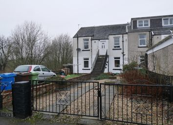 Thumbnail 2 bed flat for sale in Millview Terrace, Neilston