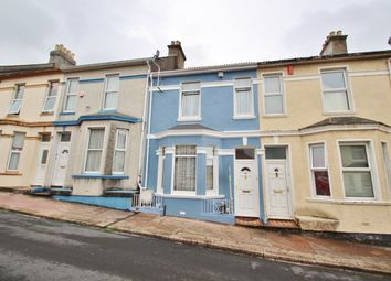 Thumbnail 2 bed terraced house to rent in Maristow Avenue, Keyham, Plymouth