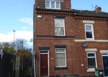 Thumbnail 5 bedroom end terrace house to rent in Gordon Street, Earlsdon