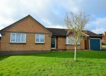 Thumbnail 3 bed detached bungalow for sale in Old Station Gardens, Henstridge, Templecombe