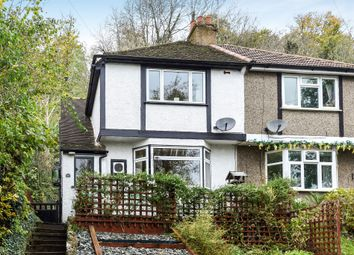 Thumbnail 2 bed semi-detached house for sale in Milner Road, Caterham