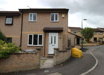 Thumbnail 2 bed end terrace house to rent in Lintham Drive, Bristol