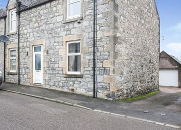 Thumbnail 2 bedroom flat for sale in Macduff Place, Dufftown, Keith