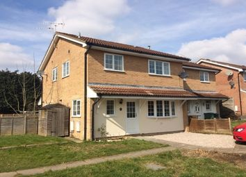 Thumbnail 2 bedroom end terrace house to rent in James Close, Pewsham, Chippenham