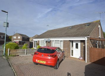 Thumbnail 3 bed semi-detached bungalow for sale in Northway, Tewkesbury, Gloucestershire