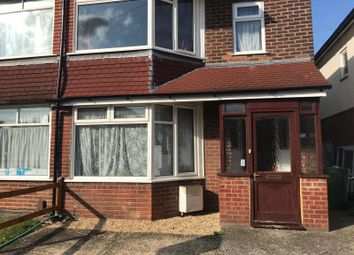 Thumbnail 3 bed property to rent in Langhorn Road, Swaythling, Southampton