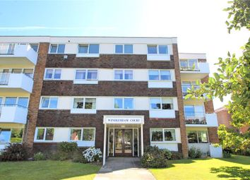 Thumbnail 2 bed flat for sale in Windlesham Court, 48A Grand Avenue, West Worthing