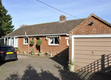 Thumbnail 3 bed detached bungalow for sale in Town End, Broadclyst, Exeter