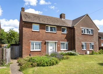 Thumbnail 3 bed semi-detached house for sale in Crowhurst Way, Orpington