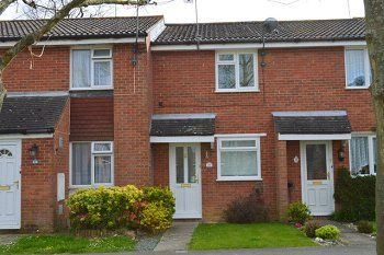 Thumbnail 2 bed terraced house to rent in Stoneybrook, Hills Farm Lane, Horsham