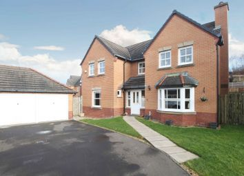 Thumbnail 5 bed detached house for sale in Newtongrange Place, Newtongrange, Midlothian