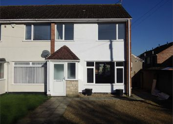 Thumbnail 3 bed end terrace house for sale in Edgefield Close, Whitchurch, Bristol