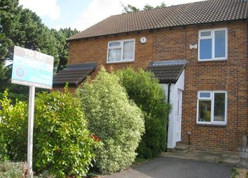 Thumbnail 2 bed terraced house to rent in Bailey Close, Littlehampton