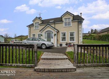 Thumbnail 4 bedroom detached house for sale in Skerry East Road, Newtown Crommelin, Ballymena, County Antrim