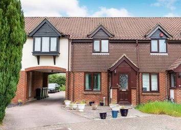Thumbnail 2 bed terraced house for sale in North Waltham, Basingstoke, Hampshire