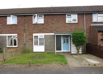 Thumbnail 3 bed terraced house for sale in Oak Close, Thetford