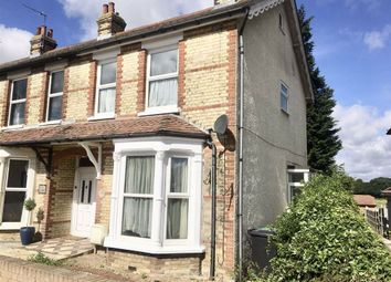 Thumbnail Terraced house to rent in Wrotham Road, Meopham, Gravesend