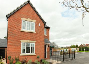 "Thumbnail 3 bedroom detached house for sale in ""The Hatfield"" at Riber Drive, Chellaston, Derby"