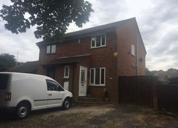 Thumbnail 2 bed semi-detached house for sale in Verwood Close, Abington, Northampton