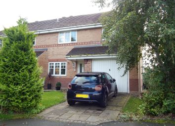 Thumbnail 3 bed semi-detached house for sale in Cloughfield, Penwortham, Preston