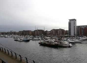 Thumbnail 1 bed property to rent in Victoria Quay, Maritime Quarter, Swansea