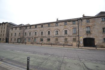 Thumbnail 2 bed flat to rent in Great Junction Street, Edinburgh