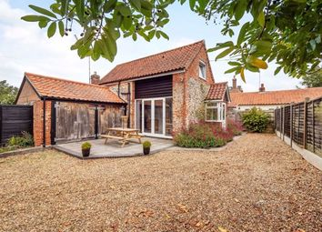 Thumbnail 2 bed barn conversion to rent in Hall Road, Irstead, Norwich