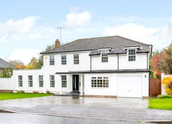 Thumbnail 5 bed detached house for sale in Badingham Drive, Fetcham