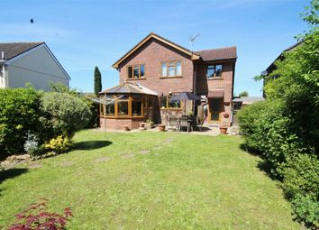 Thumbnail 4 bed detached house for sale in Stephen Langton Drive, Bournemouth, Dorset