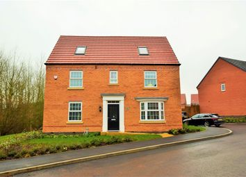 Thumbnail 5 bedroom detached house for sale in Irons Road, Northampton