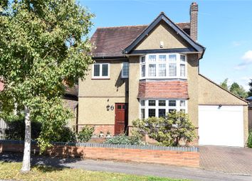 Thumbnail 4 bed detached house for sale in Money Hill Road, Rickmansworth, Hertfordshire