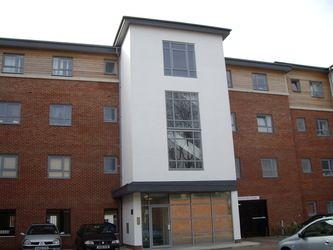 Thumbnail 2 bedroom flat to rent in Riverside Close, Romford