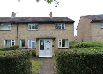 Thumbnail 4 bed end terrace house to rent in Furzen Crescent, Hatfield