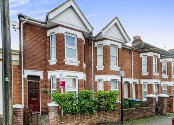 Thumbnail 3 bedroom end terrace house for sale in Malmesbury Road, Shirley, Southampton