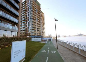 Thumbnail 1 bed flat for sale in Kinetic, Royal Arsenal Riverside, London