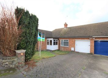 Thumbnail 2 bed bungalow for sale in The Rise, Gravesend