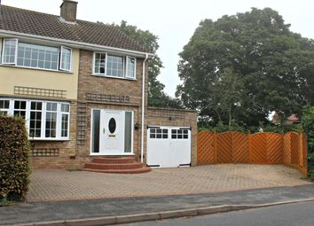 Thumbnail 3 bed semi-detached house for sale in Sutcliffe Drive, Harbury