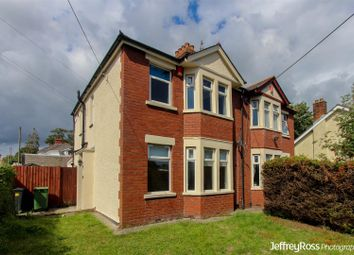 Thumbnail 3 bedroom semi-detached house to rent in Wentloog Corporate Park, Wentloog Road, Rumney, Cardiff