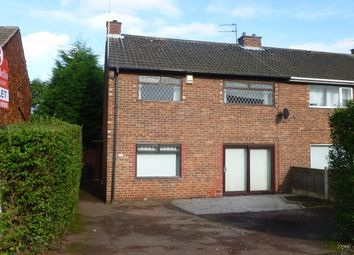 Thumbnail 3 bed semi-detached house to rent in Cantilupe Crescent, Aston, Sheffield