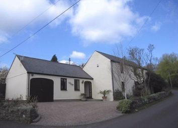 Thumbnail 4 bed detached house for sale in Well Lane, Llanvair Discoed, Chepstow