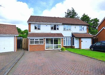 Thumbnail 4 bed semi-detached house for sale in Lyall Gardens, Rubery