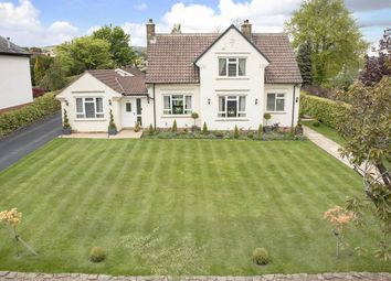Thumbnail 4 bed detached house for sale in Moorland Crescent, Homestead Estate, Menston