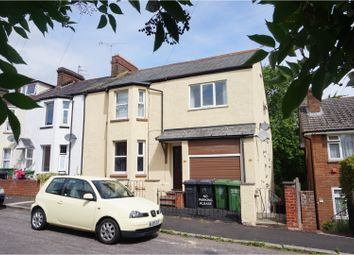 Thumbnail 6 bed end terrace house for sale in Roseland Crescent, Exeter