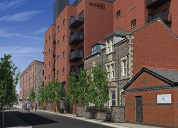 Thumbnail 2 bed flat to rent in Brickworks, Trade Street, City Centre