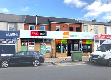 Thumbnail Retail premises for sale in Cowbridge Road East, Cardiff