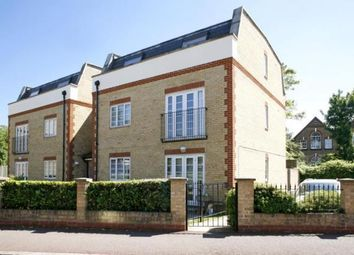Thumbnail 2 bed flat to rent in Churton Place, Chiswick, London