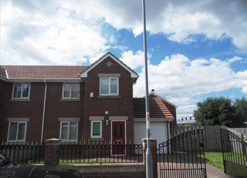 Thumbnail 3 bedroom semi-detached house for sale in Ravensworth Road, Birtley, Chester Le Street